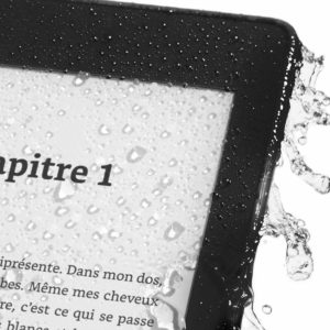 Kindle Paperwhite resistant à l'eau