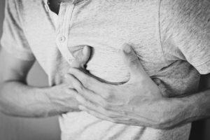 arrêt cardiaque, le massage cardiaque est necessaire
