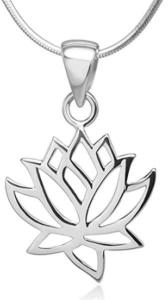 pendentif de fleur de lotus