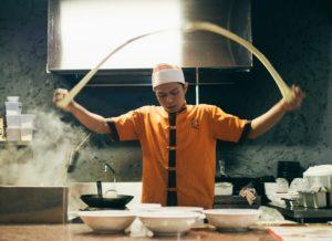 chef de cuisine asiatique