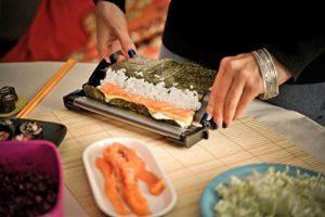 sushis : gain de temps