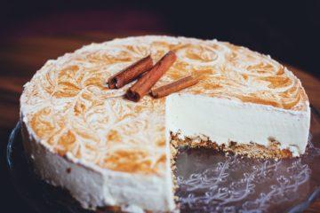 un gâteau pour la pâtisserie