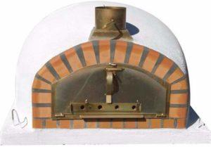 four à pizza feu de bois