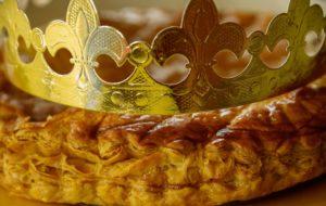 galette ds rois avec couronne