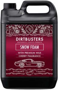 Shampoing nettoyant pour laver sa voiture