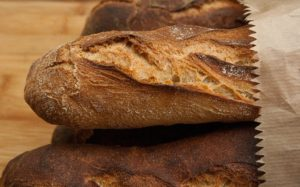 pain pour accompagner la fondue savoyarde