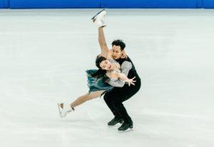 patinage artistique couple