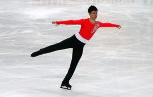 patinage artistique solo