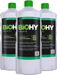 BIOHY - Produit vaisselle bio
